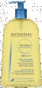 Bioderma atoderm huile de douche 1 litre